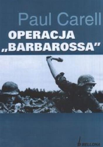 Okładka książki Operacja Barbarossa