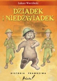 Okładka książki Dziadek i Niedźwiadek