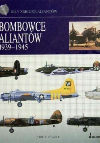 Okładka książki Bombowce Aliantów 1939-1945