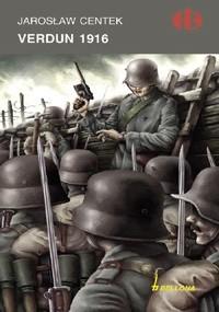 Okładka książki Verdun 1916