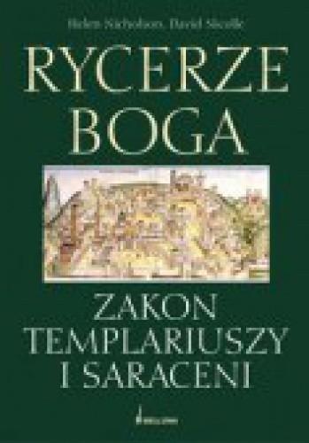 Okładka książki Rycerze Boga. Zakon Templariuszy i Saraceni