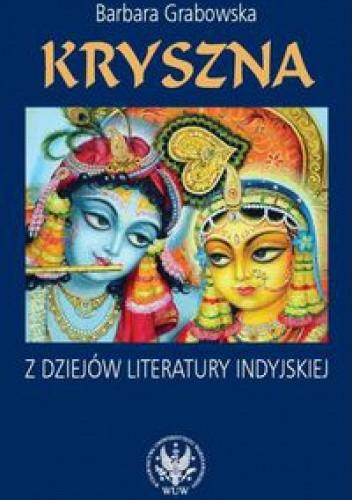 Okładka książki Kryszna z dziejów literatury indyjskiej