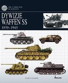 Okładka książki Dywizje Waffen SS 1939-1945