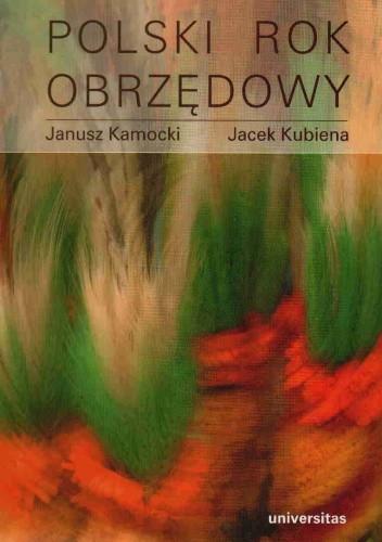 Okładka książki Polski rok obrzędowy