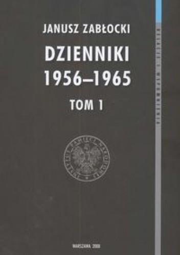 Okładka książki Dzienniki 19511965. Tom 1
