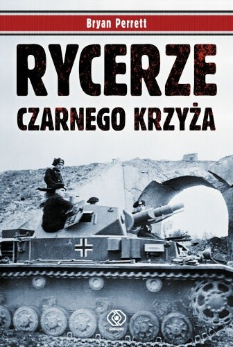 Okładka książki Rycerze Czarnego Krzyża