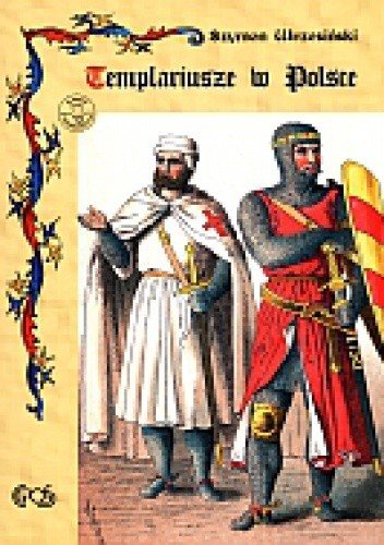 Okładka książki Templariusze w Polsce