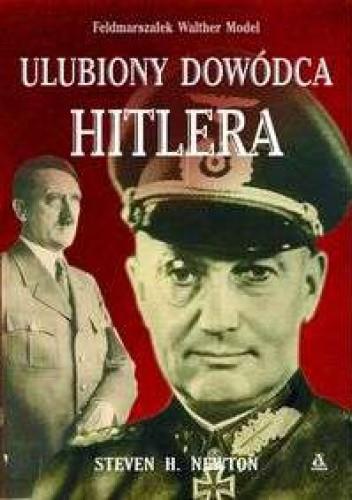 Okładka książki Ulubiony dowódca Hitlera