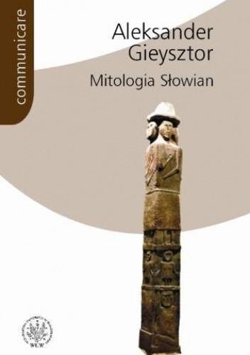 Okładka książki Mitologia Słowian