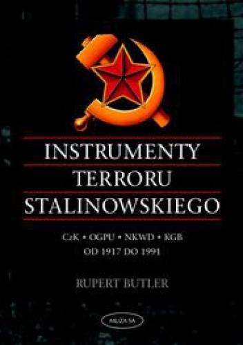 Okładka książki Instrumenty terroru stalinowskiego