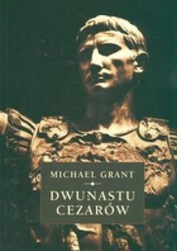 Okładka książki Dwunastu Cezarów