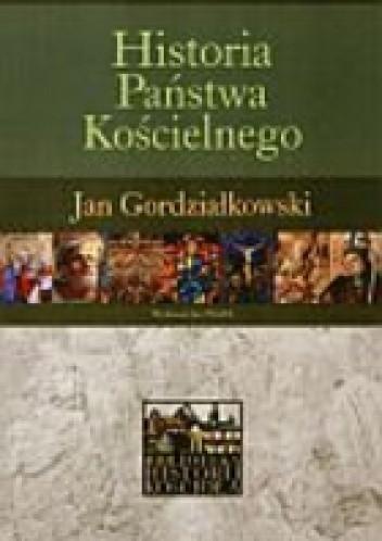 Okładka książki Historia Państwa Kościelnego