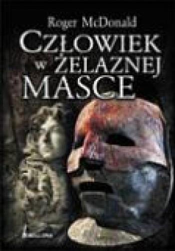 Okładka książki Człowiek w żelaznej masce