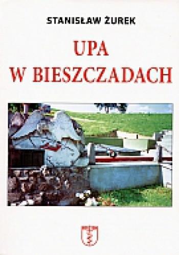 Okładka książki UPA w Bieszczadach