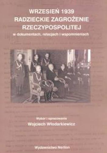 Okładka książki Wrzesień 1939 Radzieckie zagrożenie Rzeczypospolitej