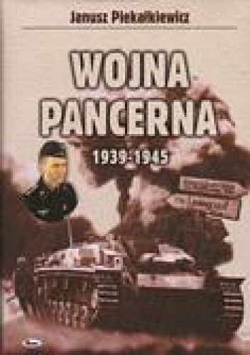 Okładka książki Wojna pancerna