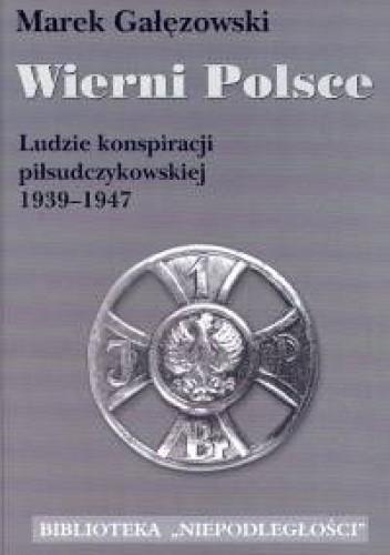 Okładka książki Wierni Polsce