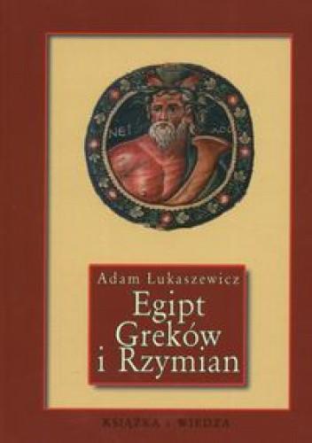 Okładka książki Egipt Greków i Rzymian