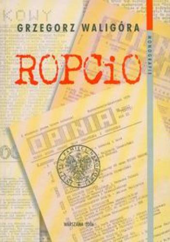 Okładka książki Ropcio t.29 - Waligóra Grzegorz