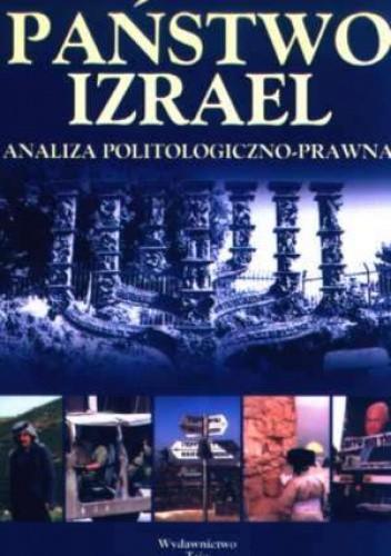 Okładka książki Państwo Izrael