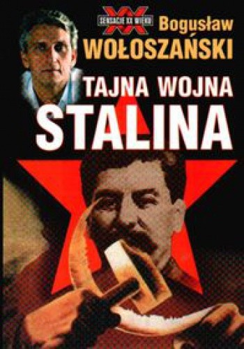 Okładka książki Tajna wojna Stalina