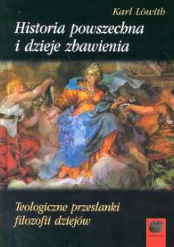 Okładka książki Historia powszechna i dzieje zbawienia