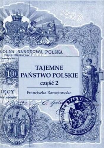 Okładka książki Tajemne państwo polskie Tom 2