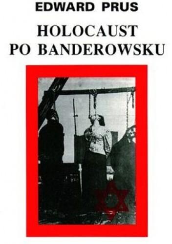 Okładka książki Holocaust po banderowsku