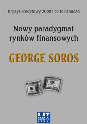 Okładka książki Nowy paradygmat rynków finansowych