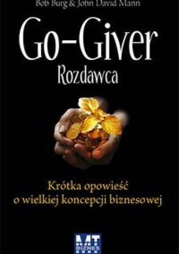 Okładka książki GO-GIVER Rozdawca