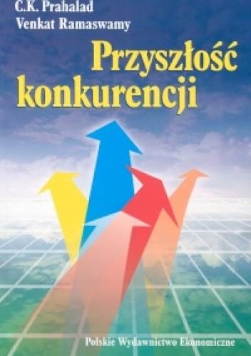 Okładka książki Przyszłość konkurencji