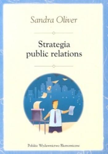 Okładka książki Strategia public relations
