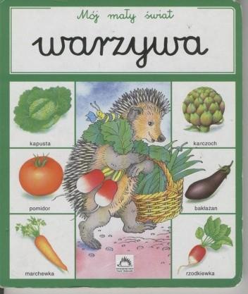 Okładka książki Warzywa