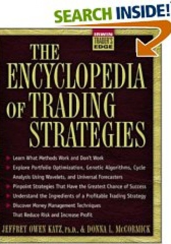 Okładka książki The Encyclopedia of Trading Strategies