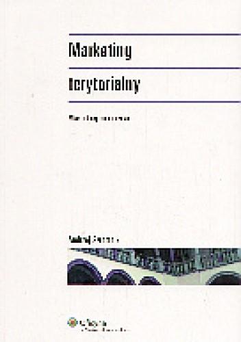 Okładka książki Marketing terytorialny
