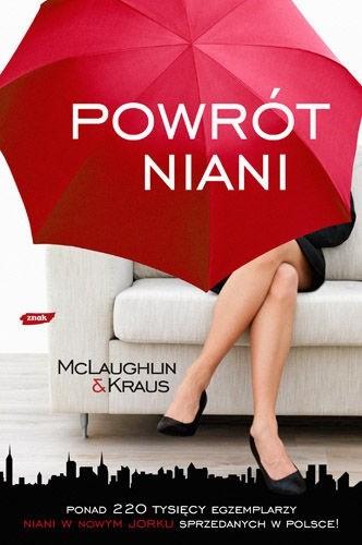 Okładka książki Powrót Niani