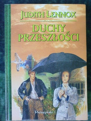 Okładka książki Duchy przeszłości