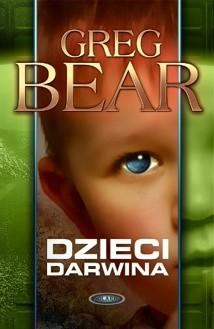 Okładka książki Dzieci Darwina