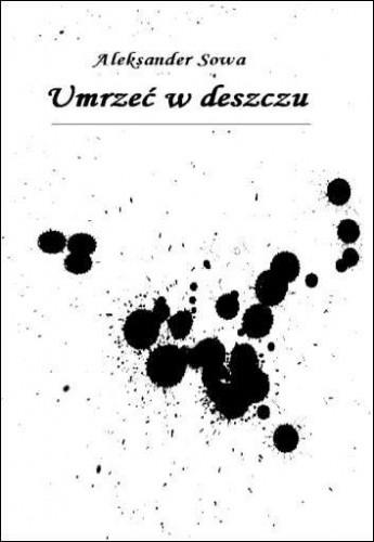 Okładka książki Umrzeć w deszczu