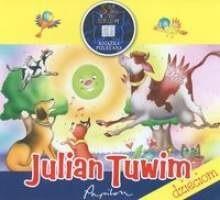 Okładka książki Tuwim dzieciom