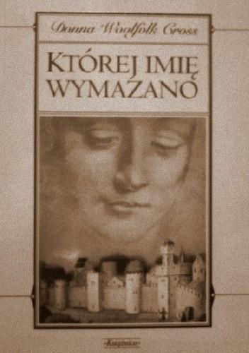 Okładka książki Której imię wymazano