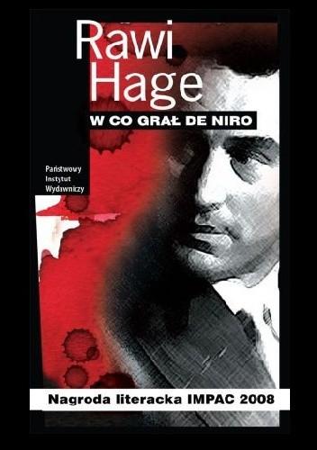 Okładka książki W co grał De Niro