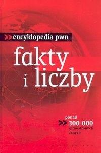 Okładka książki Fakty i liczby. Encyklopedia PWN