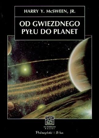 Okładka książki Od gwiezdnego pyłu do planet