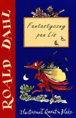 Okładka książki Fantastyczny pan Lis