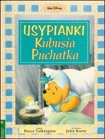 Okładka książki Usypianki Kubusia Puchatka