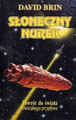 Okładka książki Słoneczny Nurek