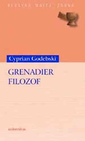 Okładka książki Grenadier filozof
