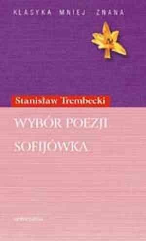 Okładka książki Wybór poezji. Sofijówka