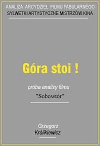 Okładka książki Góra stoi! Próba analizy filmu